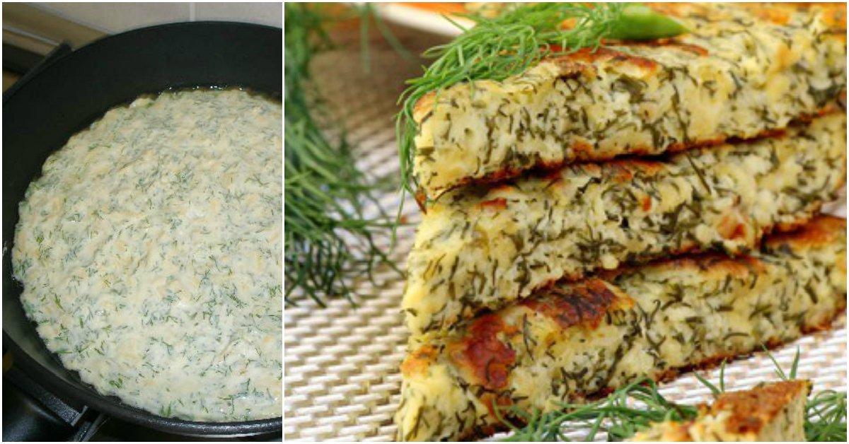 Хачапури с сыром на кефире рецепт видео