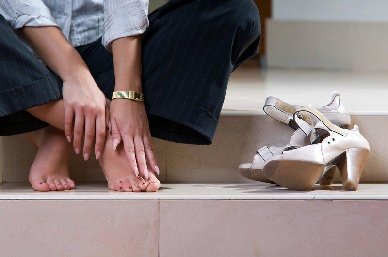 массаж ног как делать