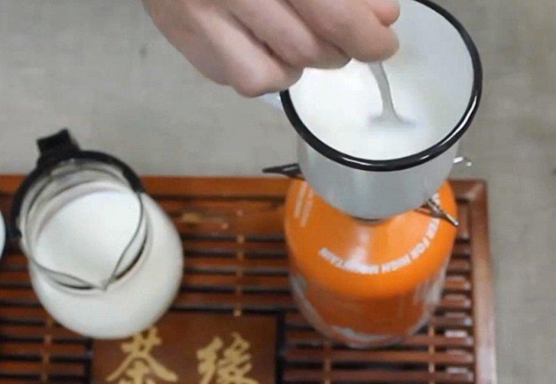 чай с маслом польза
