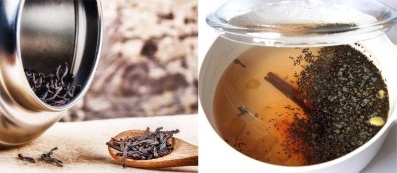 самый вкусный и ароматный чай