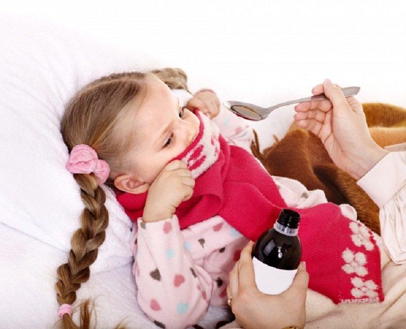 лечение кашля верхних дыхательных путей