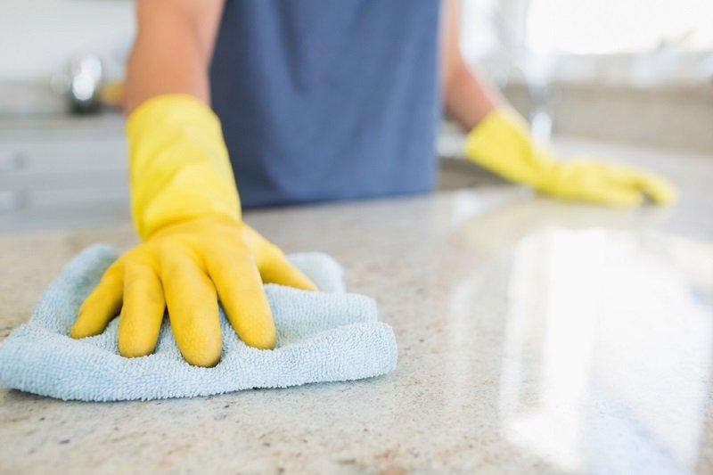 очищение дома солью