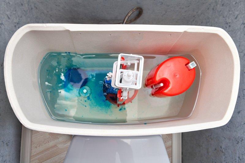 ako vyčistiť špinavé WC