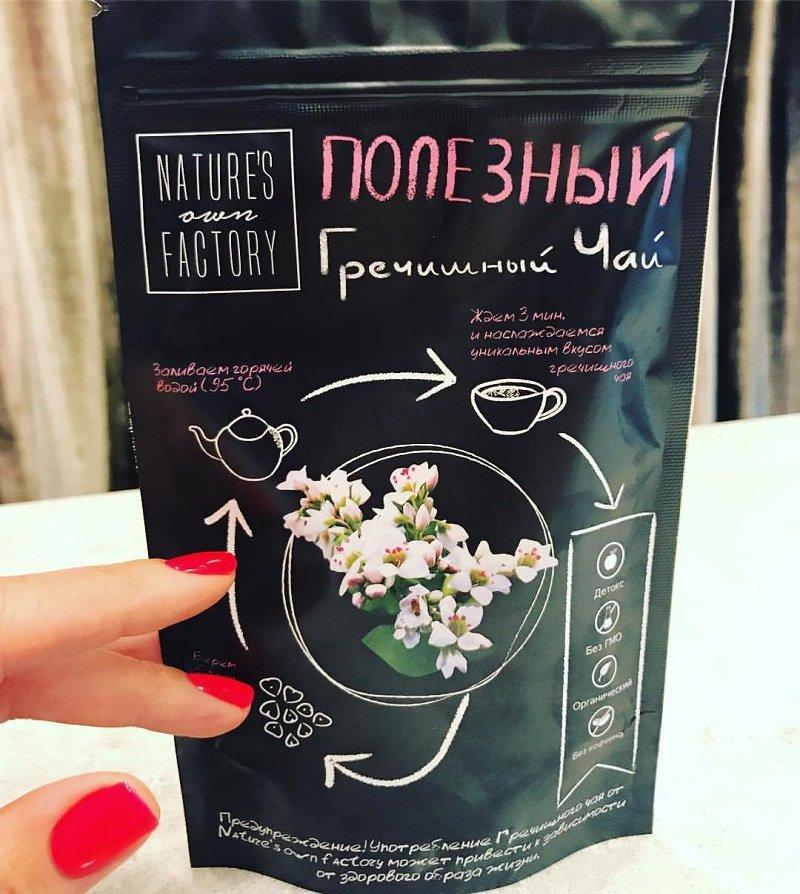 гречневый чай