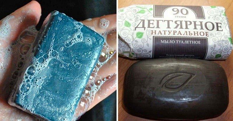 Какую косметику можно заменить дегтярным мылом