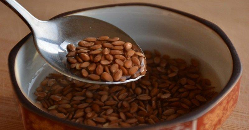 семена льна в пищу