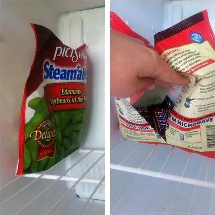 как хранить сладости
