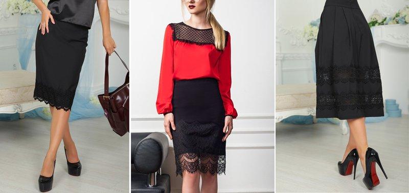 предпочтение черного цвета в одежде