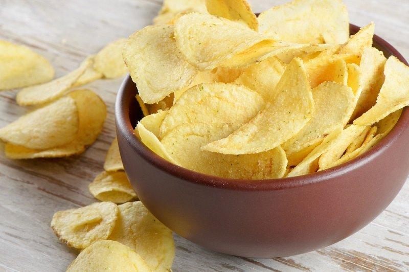 капустные чипсы рецепт