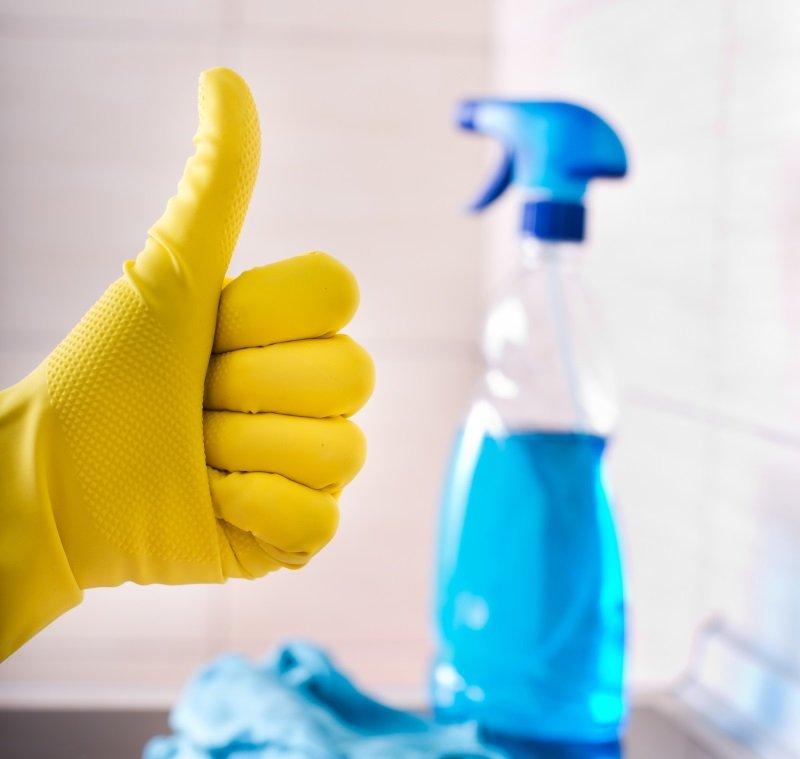 как почистить кондиционер от грибка