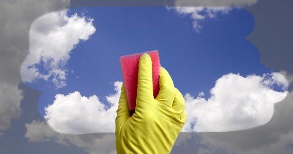 С этим раствором твои окна надолго сохранят свою первозданную чистоту!