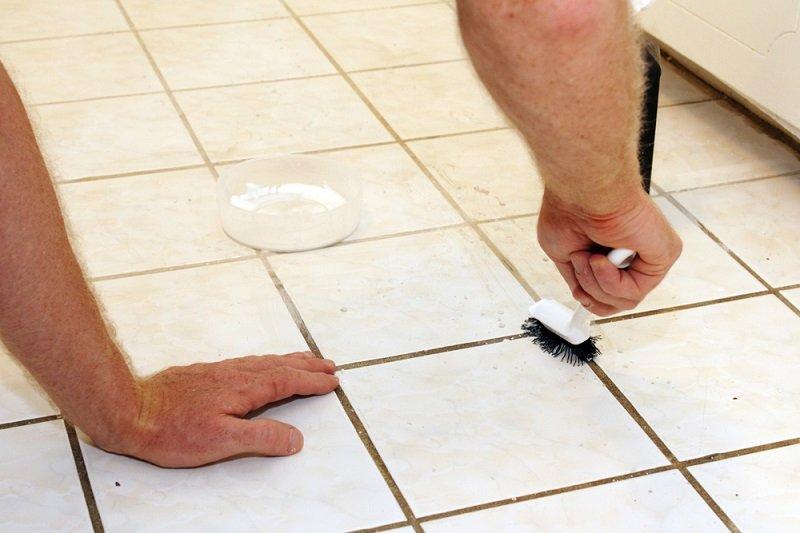 čistenie pomocou sódy na pečenie
