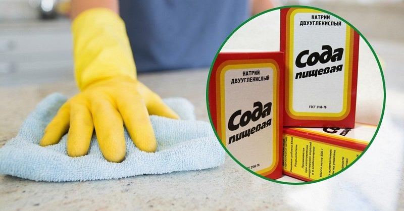 čistenie striebra so sódu a fóliou