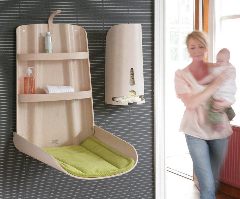 идеи для экономии места в квартире