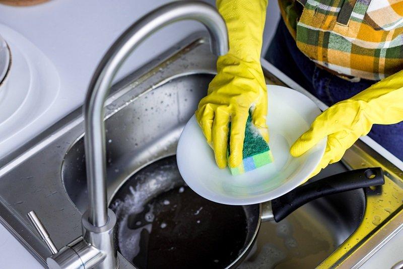 чистящие и моющие средства для дома