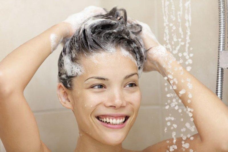 как реже мыть голову
