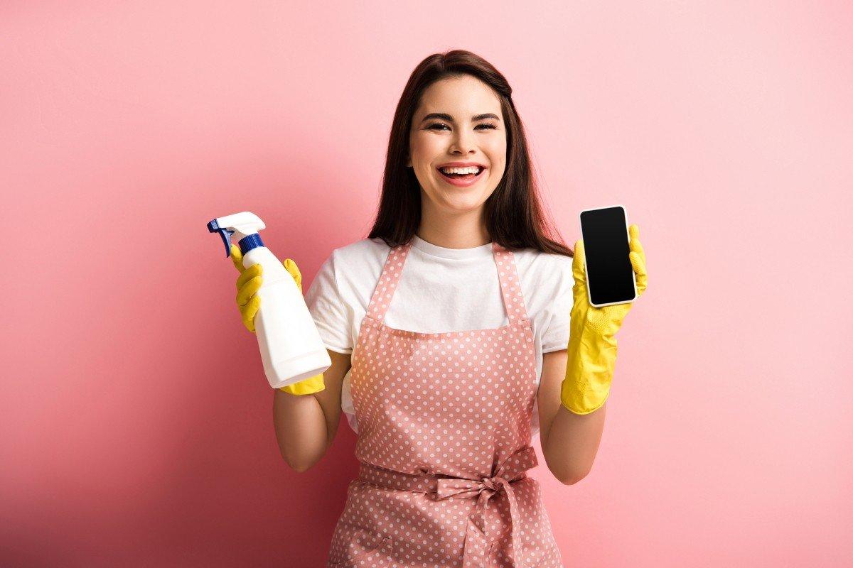 Чистый смартфон