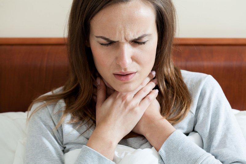 Лечим ангину в домашних условиях без антибиотиков