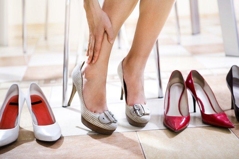 что делать если натирает обувь