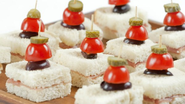 for Easy cold canape ideas