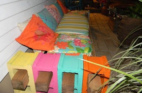 диван-скамья