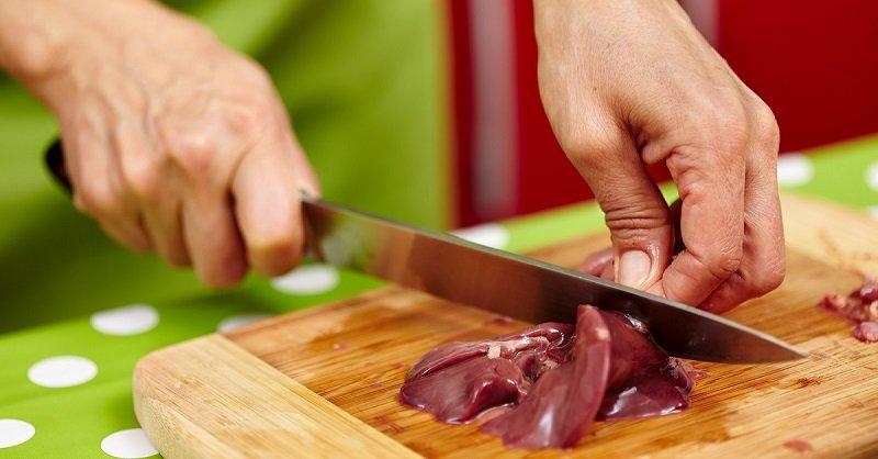 что можно приготовить из печени говяжьей