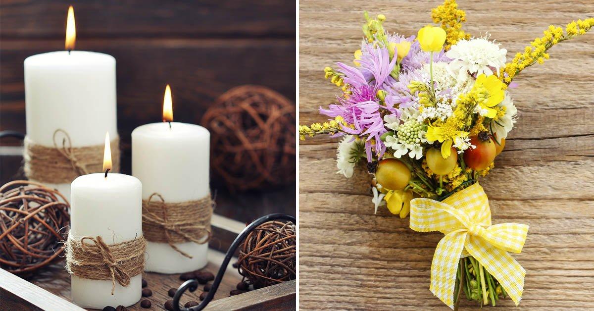 Что можно сделать из цветов: захватывающие идеи для рукоделия