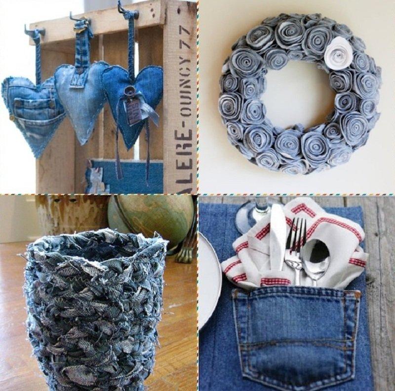 Изделия из джинса своими руками фото 26