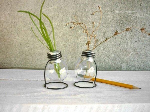 Декор лампочки своими руками
