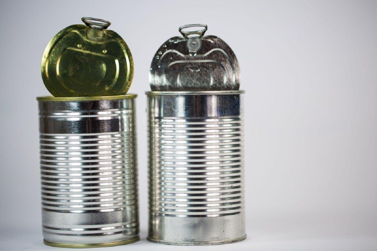 Что можно смастерить из жестяных консервных банок
