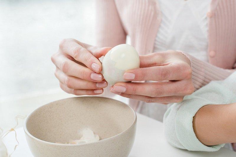 блюда из яиц закуска