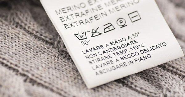 Шпаргалка, которая продлит жизнь твоему гардеробу. Ухаживай за одеждой по всем правилам!