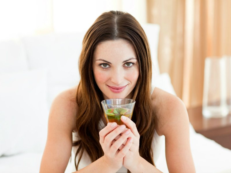 домашний напиток для похудения