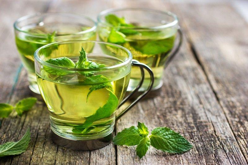 травы вместо чая