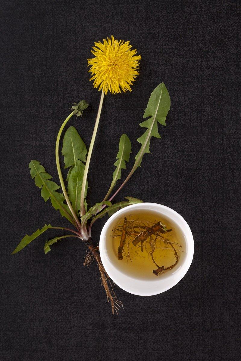 пить травы вместо чая