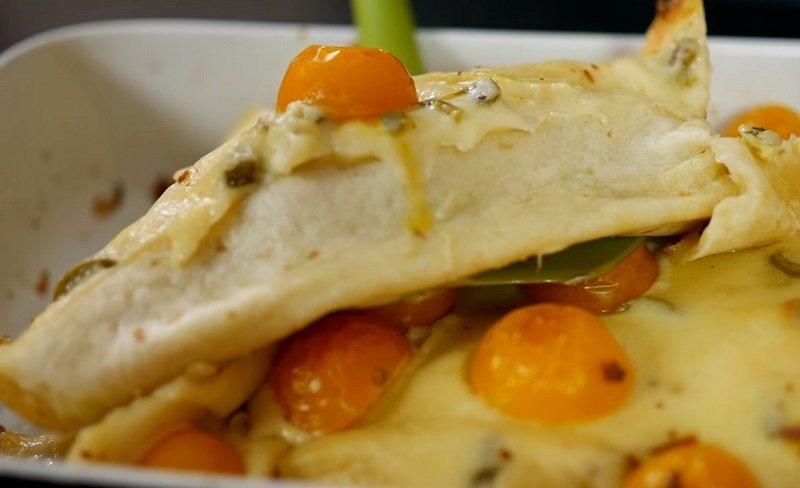 блюда из болгарского перца и мяса