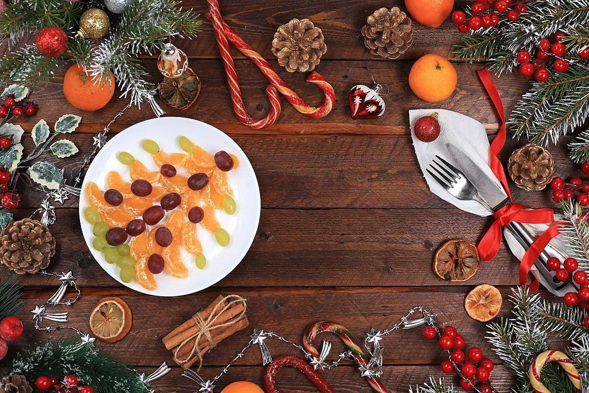 Что приготовить из мандаринов на Новый год