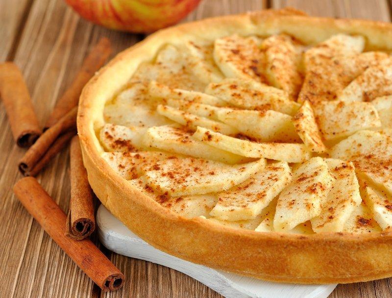 что приготовить из яблок на скорую руку