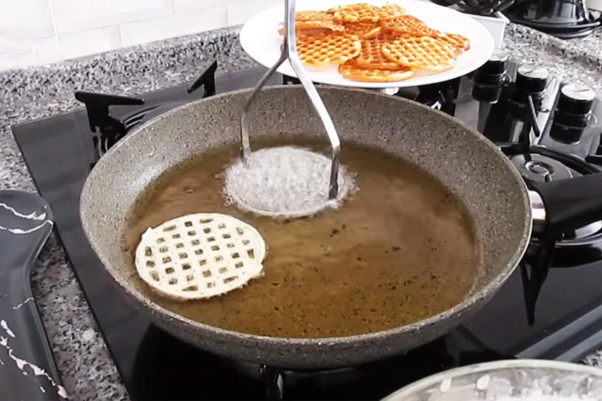 Что приготовить на десерт из стакана молока и муки