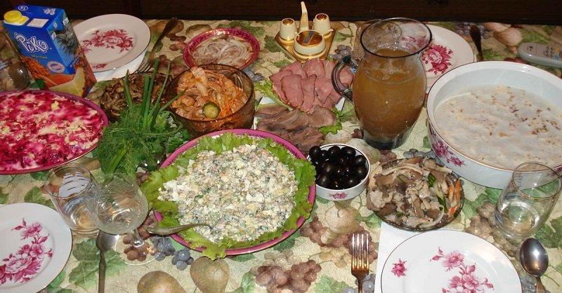 что приготовить на праздничный стол в год крысы