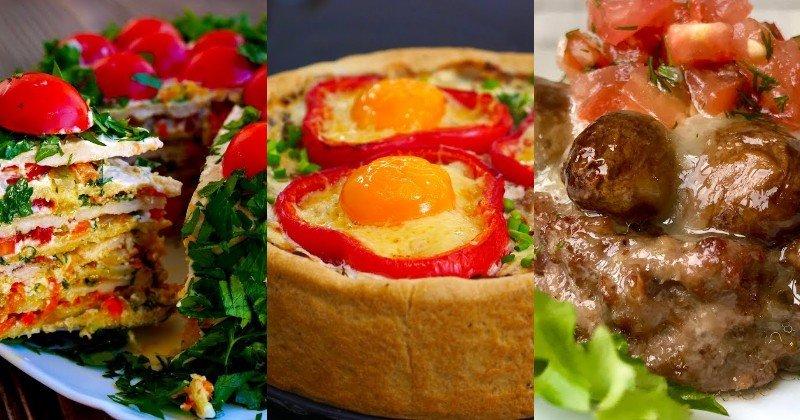 что приготовить на праздничный стол вегетарианцу