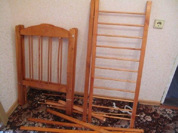 Кресло-качалка своими руками: инструкция для начинающих (59) 81