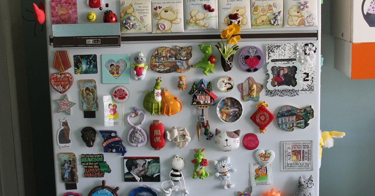Вот почему я быстренько сняла все магниты со своего холодильника! И ты так сделаешь, уверяю.