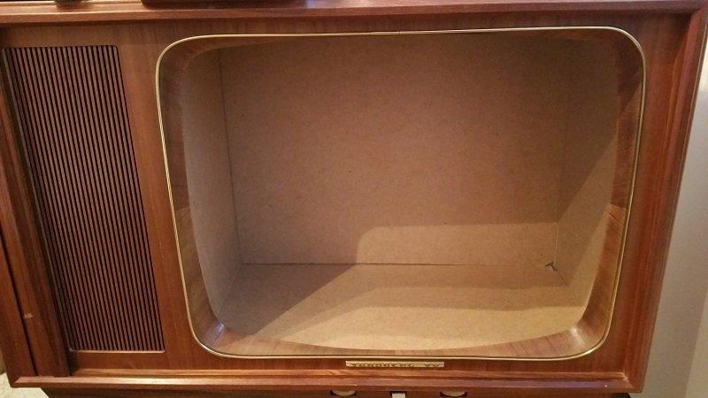 корпус телевизора