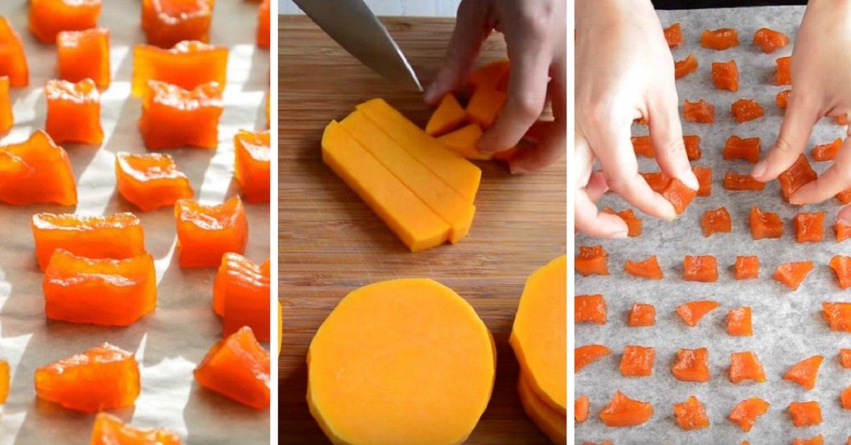 Как приготовить цукаты из тыквы thumbnail