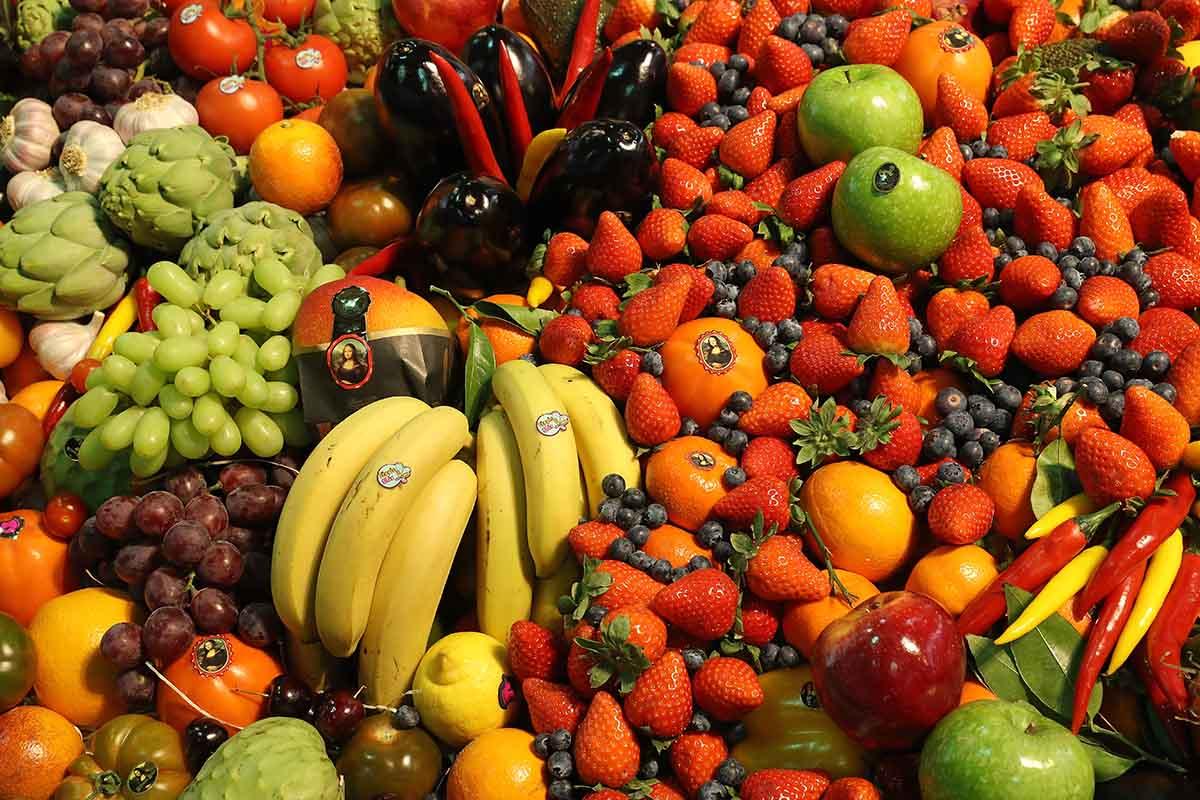 Какие овощи и фрукты помогут приостановить резкое старение женщины после пятидесяти