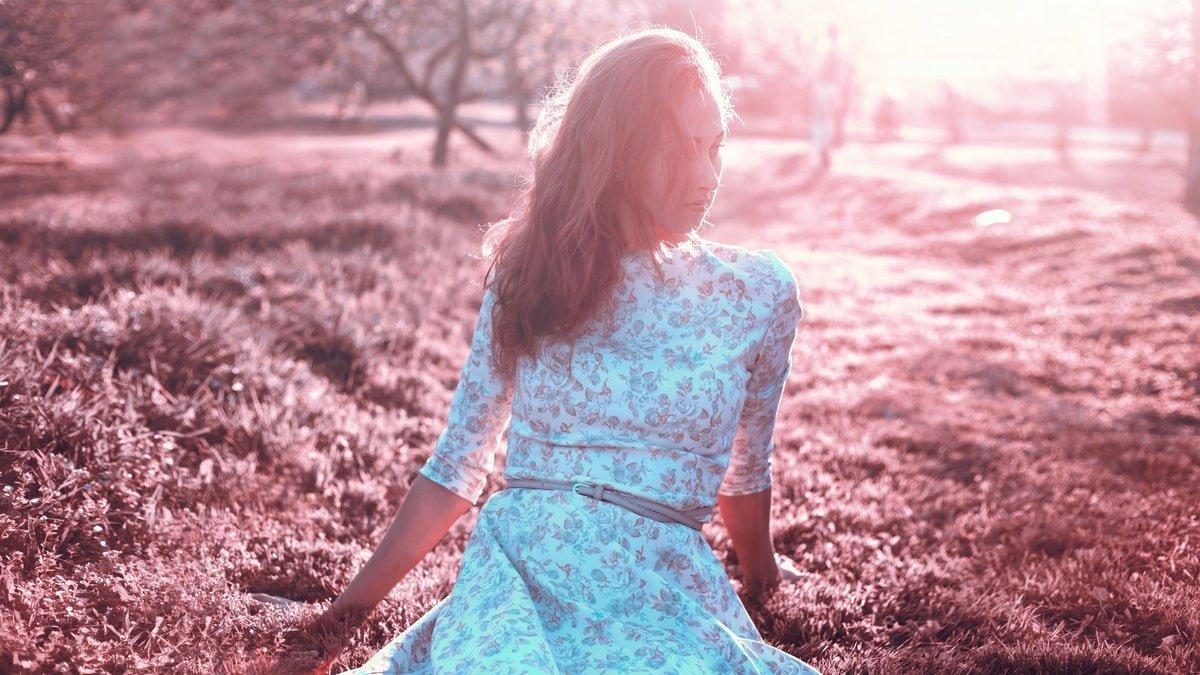 Почему я больше не боюсь носить свое платье в незабудках принт, лучше, цветы, shared, InstagramA, слишком, образу, важно, цветов, одежде, цветочный, добавить, можно, платье, крайне, одежды, такой, одеждой, фигуры, рисунок