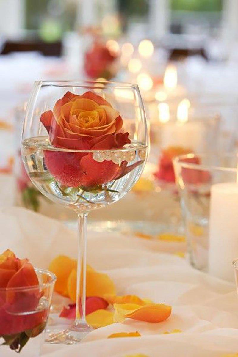 цветы в стекле срок хранения
