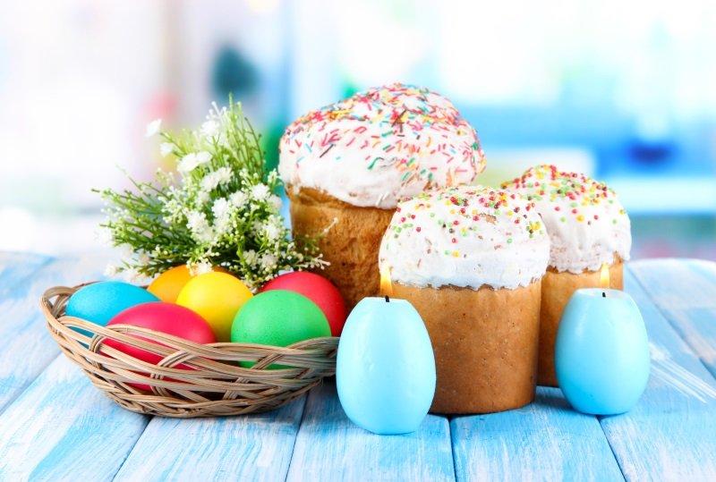 окраска пасхальных яиц в домашних условиях