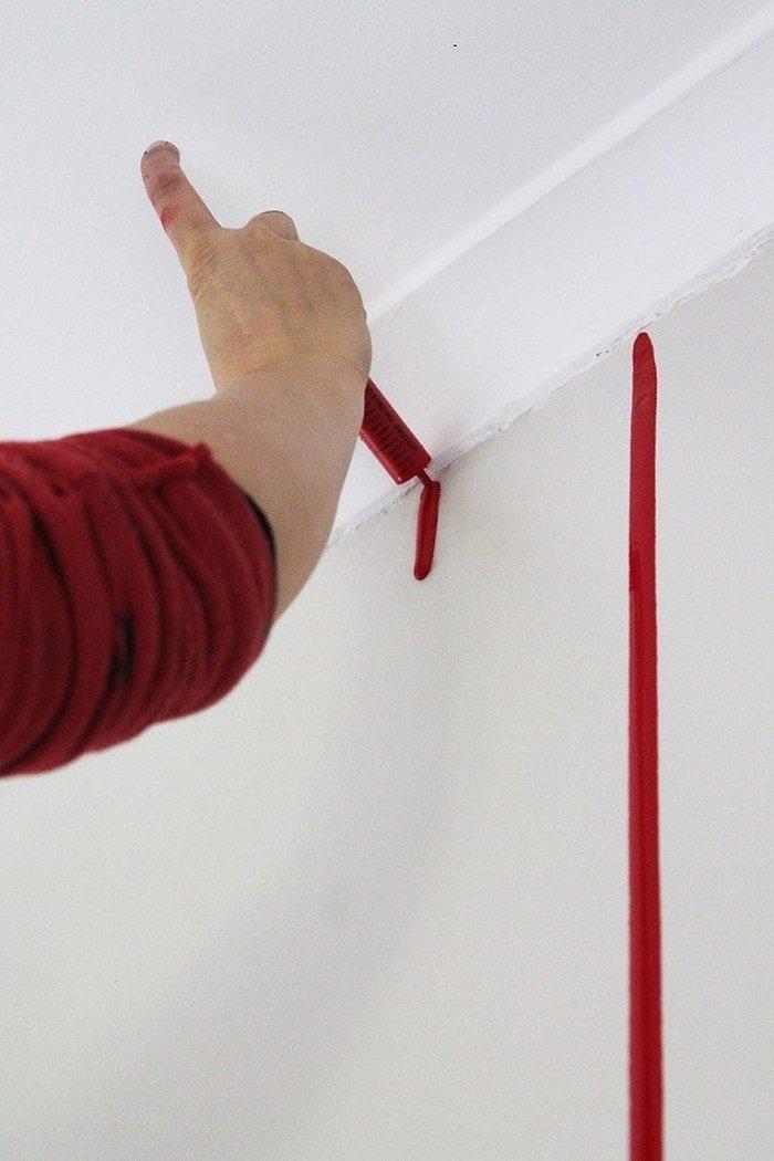 оформление стен в квартире